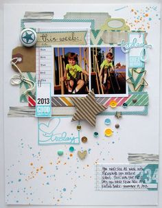 ~ great memory ~ **December Studio AE** - Scrapbook.com