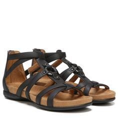 Natural Soul Women's Annie Sandal at Famous Footwear