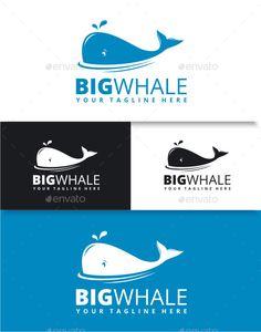 Big Whale Logo