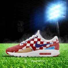 FIFA World Cup x Nike Air Max Zero France – Croatie Air Max Zero, Nike Air Max, Fifa World Cup, Sneakers, Shoes, Tennis, Slippers, Zapatos, Shoes Outlet