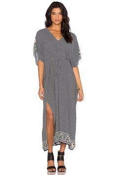 Wilde Heart Balinese Summer Dress in Print