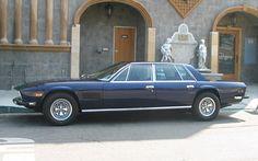 Monteverdi 375 4 Blue Restored Sedan