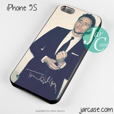 Tom Hiddleston Cool Phone case for iPhone 4/4s/5/5c/5s/6/6 plus....I want an iPhone just for this lol ~SheWolf★
