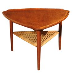 guitar pic side table @ HOMME