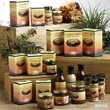 Another Manitoba, Canada product...Sunset Gourmet...yummy dips, sauces, soups, etc. Plus @ Donna Gerlinger is a pretty awesome consultant!