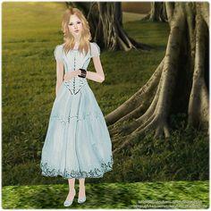 Alice in Wonderland Dress!!!
