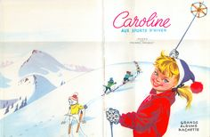 """From """"Caroline aux sports d'hiver"""""""