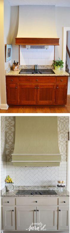 Kitchen Tile Paint B Amp