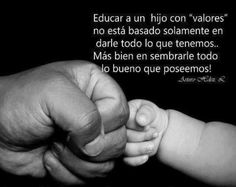 Educar no es entregar todo, es dar lo bueno #educación #psicologia