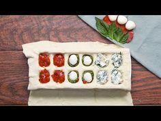 (1) Ice Tray Puff Pastry Pockets - YouTube