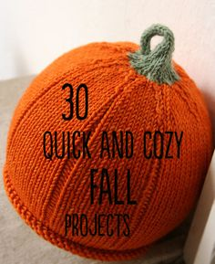 30 Quick And Cozy Projects To Make This Fall