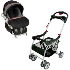 Baby Trend - Snap and Go Stroller and Your Choice of Flex Loc 300 Infant Car Seat