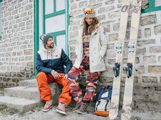 The Ultimate Sustainable Winter & Ski Layering Guide - Weekendbee - sustainable sportswear Snowboarding, Skiing, Lifelong Friends, Layering, Sportswear, Hacks, Organic, Coat, Winter