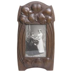 Original Picture Frame in Viennese Art Nouveau Style Antique Picture Frames, Antique Pictures, Art Nouveau Pattern, Art Nouveau Design, Jugendstil Design, Examples Of Art, Copper Art, Arts And Crafts Movement, Craftsman Style