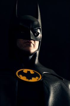 Nic: Don't kill me! Don't kill me, man! Batman: I'm not going to kill you. I want you to do me a favor. I want you to tell all your friends about me.   Nic: What are you?   Batman: I'm Batman. Michael Keaton as Batman