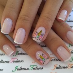 56 Best Unicorn Nail Designs and Ideas nails 56 Best Unicorn Nail Designs and Ideas