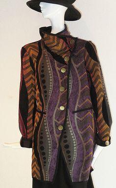 Irresistible Reversibles - Reversible Jacket – Artemisia Artwear