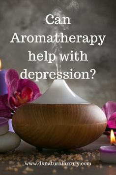Can Aromatherapy Help Depression? Essential oils have been used in therapeutic ways for thousands of years. They offer numerous healing benefits. There's is a … Read More › Depression Help, Depression Symptoms, Essential Oils For Colds, Essential Oil Blends, Medical Journals, Holistic Medicine, Smell Good, Feel Better, Aromatherapy
