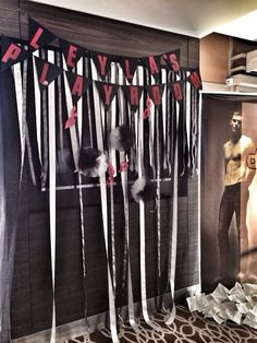 1000 images about 50 shades party theme on pinterest for Decoration 50 nuances de grey