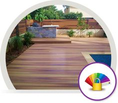 DuraLife Decking and Railing - Siesta Hardwood