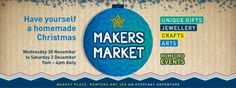 Come and Meet the Makers in Romford Market