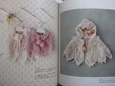 Out of Print / CROCHET BABY WEAR Girls and Boys - Japanese Craft Book