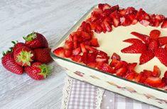 Tiramisu cu căpșuni – un desert gustos și cremos! - Retete Usoare