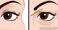 Saggy and droopy eyelids can be really annoying and makeup often looks unattractive on loose skin. Droopy eyelids may even make a person look much older. In general, droopy eyelids are a result of the natural Saggy Eyelids, Drooping Eyelids, Droopy Eyes, Beauty Care, Diy Beauty, Beauty Hacks, How To Get Rid, How To Make, Loose Skin