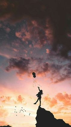 Pics // Wallpapers Source by Night Sky Wallpaper, Anime Scenery Wallpaper, Cute Wallpaper Backgrounds, Pretty Wallpapers, Galaxy Wallpaper, Phone Wallpapers, Shadow Pictures, Silhouette Photography, Beautiful Nature Wallpaper