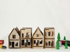 Lille City dollhouses