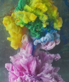 Abstract Underwater Art By Kim Keever