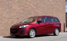 Mazda 5 (2014 sales: 11,613)
