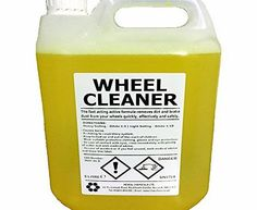 Hexeal Chemicals WHEEL CLEANER 5 LITRE (L)   Professional Grade   Acid Based   Dilute 1:10 <b>DELIVERED IN A HDPE 5L BOTTLE</b>  (Barcode EAN = 0635292910876). http://www.comparestoreprices.co.uk/december-2016-week-1-b/hexeal-chemicals-wheel-cleaner-5-litre-l- -professional-grade- -acid-based- -dilute-110.asp