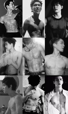 Shared by Yasmin Chanyeol. Find images and videos about kpop, sexy and exo on We Heart It - the app to get lost in what you love. Lay Exo, Kpop Exo, Baekhyun Chanyeol, Exo Ot9, Exo Kai Abs, Exo Chen, Park Chanyeol, K Pop, Amor