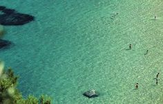 Cannelle Beach, Giglio Island, Maremma, Tuscany, Italy