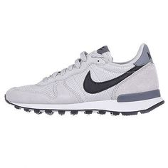 Nike Internationalist Womens 629684-017 Bone Grey Running Shoes Wmns Size 5.5