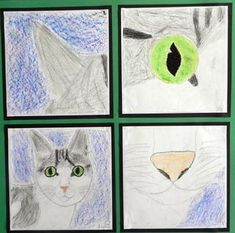 Check out student artwork posted to Artsonia from the Four Views of an Animal project gallery at Calvin Christian School.