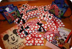 Mickey Mail! Such a great idea for a Disney trip.