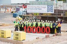 Considerate Constructors Scheme reaches major 100000 milestone