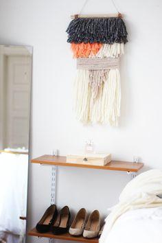 The Kipi Blog: DIY || #27 || Weaving...Aint nobody got time for that!