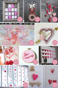 TONS of cute Valentine ideas and crafts
