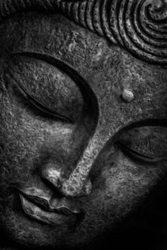 STONE ART FOR WALL . Health, contentment and trustAre your greatest possessions,And freedom your greatest joy. Buddha Face, Buddha Zen, Gautama Buddha, Buddha Buddhism, B&w Wallpaper, Buddha Sculpture, Buddha Painting, Zen Meditation, Diy Art