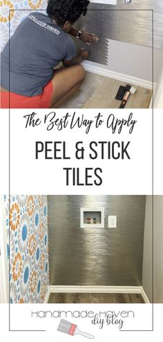 19 Awesome All About Peel Stick Vinyl Tiles Images Peel Stick
