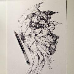 Metamorphosis Ink © Alfred Basha