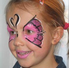 Die 45 Besten Bilder Von Kinderschminken Childrens Makeup Face