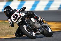 Vance & Hines Harley Davidson XR1200 Racing Series' Kyle Wyman Takes Second in Daytona