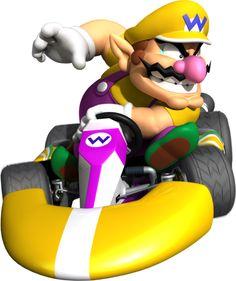 Donkey Kong Mario Kart Wii