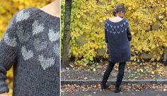 I <3 Me Sweater - Pickles *Free Pattern