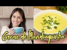 Creme de Mandioquinha | Cook'n Enjoy #300 - YouTube The Creator, Favorite Recipes, Youtube, Make It Yourself, Spices, Soups, Meals, Recipe, Youtubers