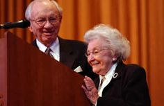 """I am satisfied that happiness in marriage is not so much a matter of romance as it is an anxious concern for the comfort and well-being of one's companion. Any man who will make his wife's comfort his first concern will stay in love with her throughout their lives and through the eternity yet to come"" Happily married for nearly 67 years!"